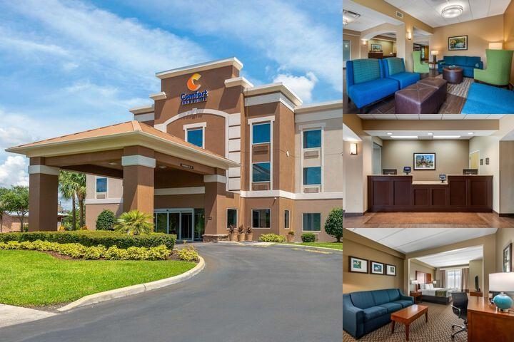 Sleep Inn & Suites Wildwood / The Villages photo collage