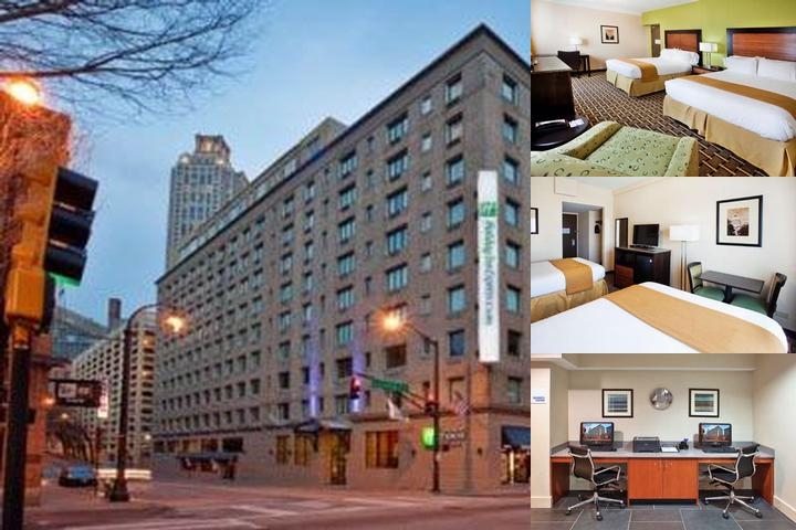 Holiday Inn Express Atlanta Downtown photo collage