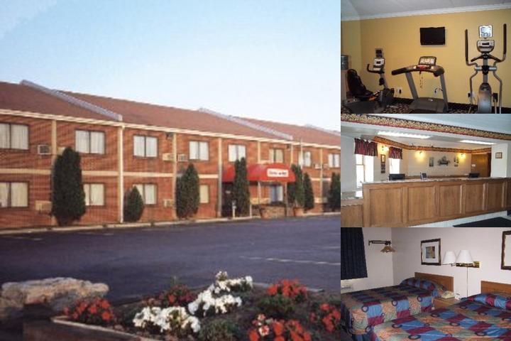 Econo Lodge Darien Lakes Photo Collage