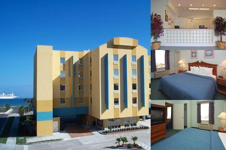 Cocoa Beach Suites photo collage