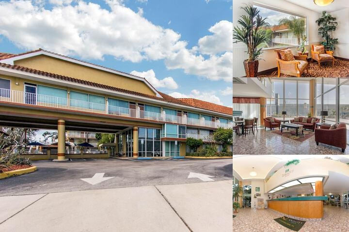 Quality Inn Clearwater Central photo collage