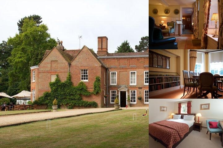 Hallmark Hotel Flitwick Manor photo collage
