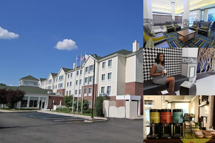 Hilton Garden Inn Westbury photo collage