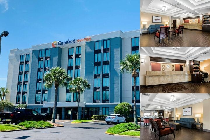 Comfort Suites Baymeadows photo collage