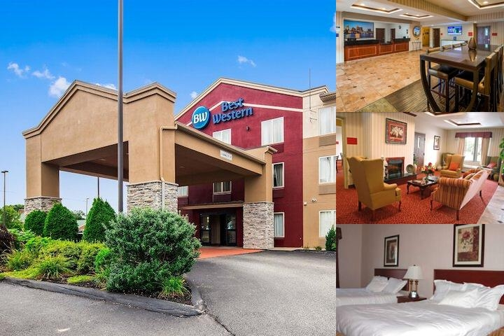 Best Western Providence Seekonk Inn photo collage