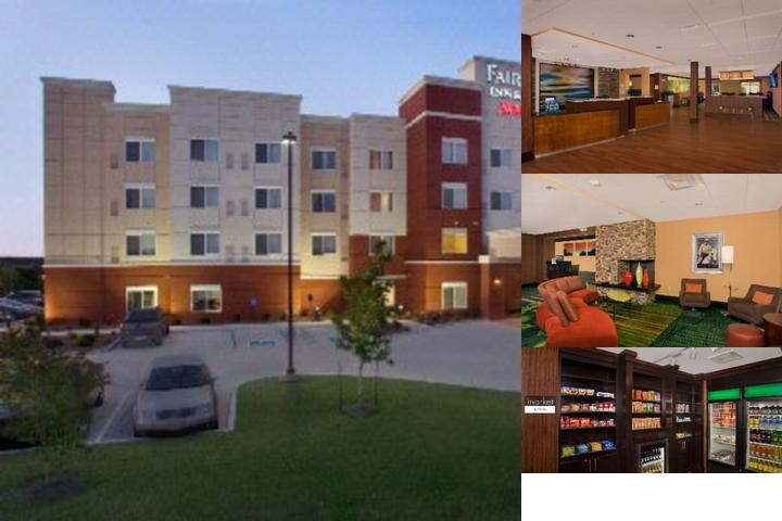 Fairfield Inn & Suites by Marriott Tupelo photo collage