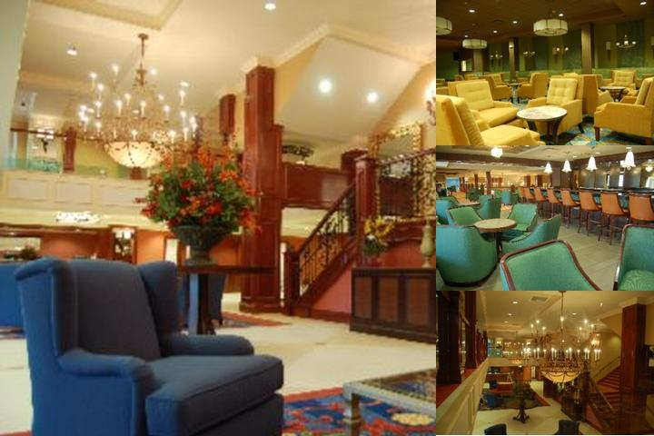 Villa Roma Resort photo collage