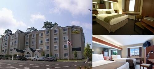 Microtel Inn & Suites Mobile / Daphne Al photo collage