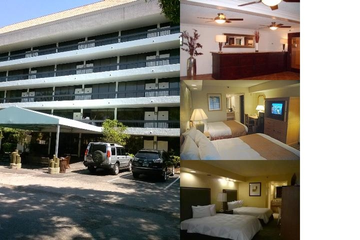 Orlando Metropolitan Resort photo collage
