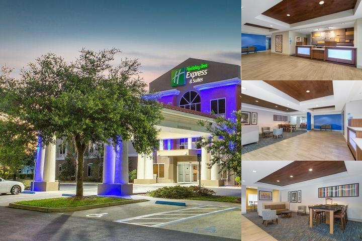 Holiday Inn Express & Suites Silver Springs Fl photo collage