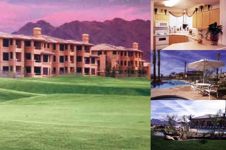 Scottsdale Links Resort photo collage