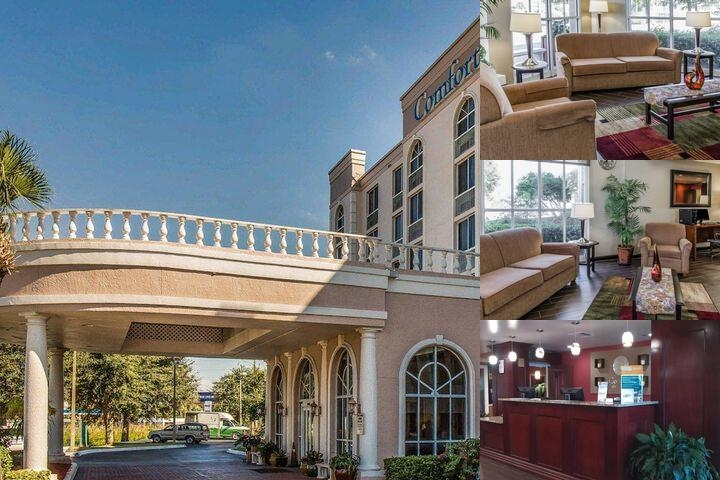 Comfort Inn & Suites Lakeland photo collage