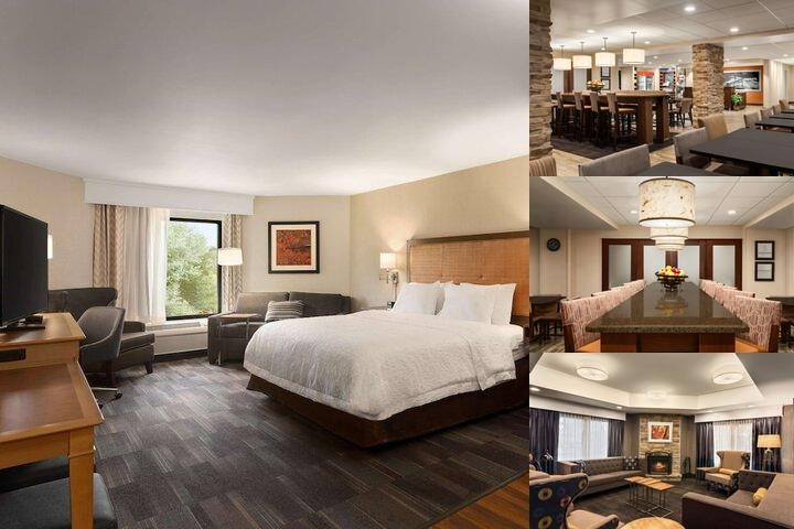 Hampton Inn Fort Smith photo collage