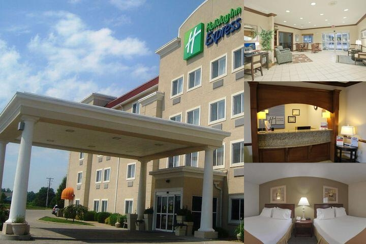 Holiday Inn Express Evansville West photo collage
