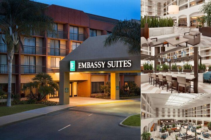 Embassy Suites by Hilton San Luis Obispo. photo collage