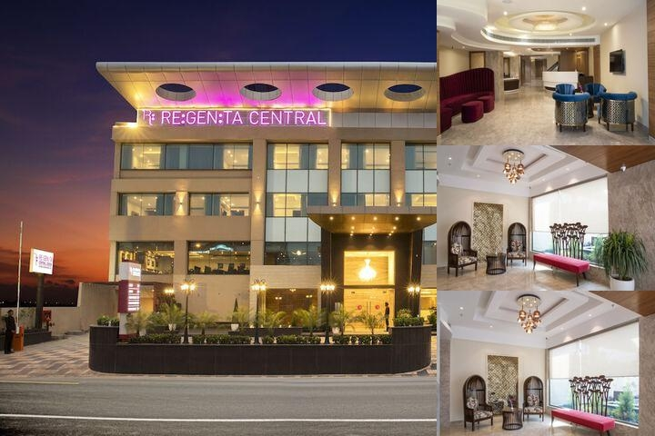 Regenta Central Cassia Zirakpur Chandigarh photo collage