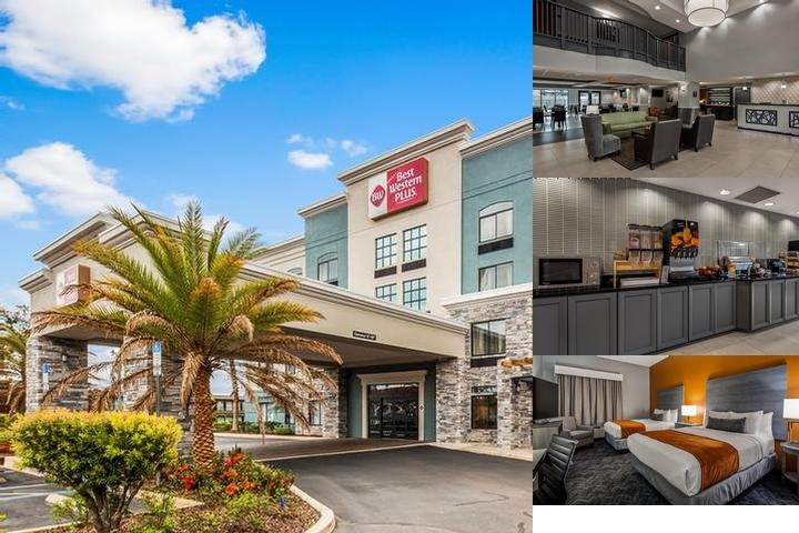 Best Western Plus St. Augustine I 95 photo collage