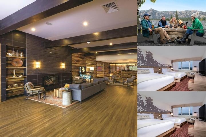 Rocky Mountain Park Inn photo collage