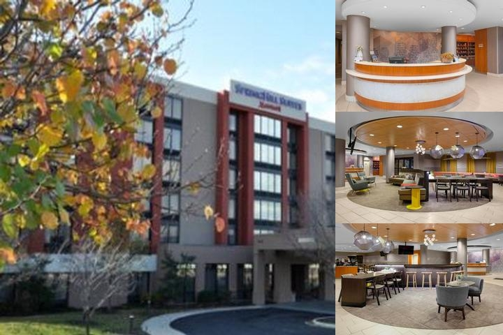 Springhill Suites by Marriott Cincinnati North photo collage