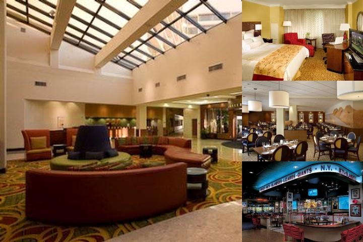 Long Island Marriott photo collage