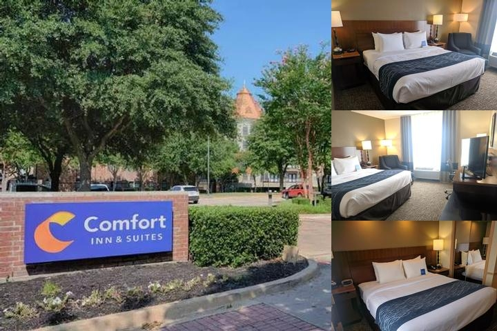 Comfort Inn & Suites Dallas Addison photo collage