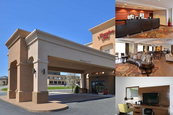 Hampton Inn Clarion photo collage