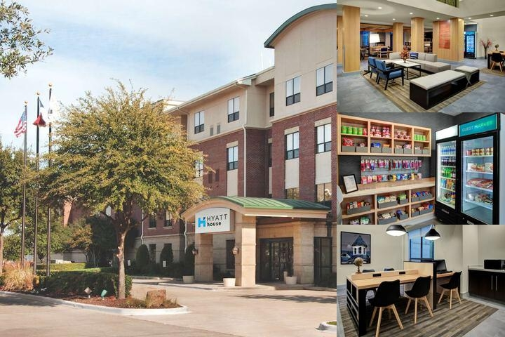 Hyatt House Dallas Lincoln Park photo collage