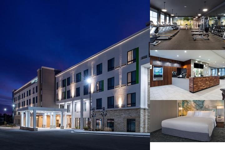 Courtyard by Marriott Kansas City Olathe photo collage