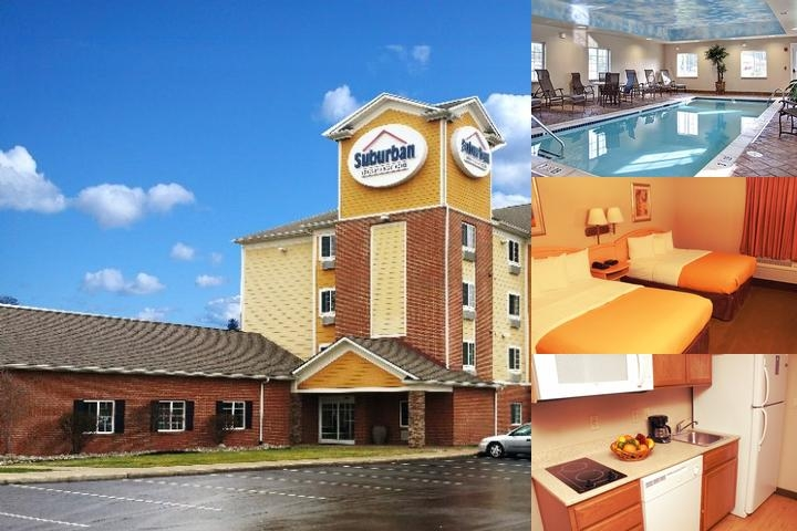 Suburban Extended Stay South Bend photo collage