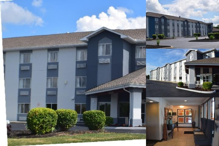 Best Western Toledo South Maumee photo collage