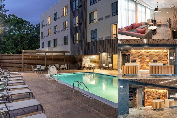 Courtyard by Marriott North Charleston photo collage