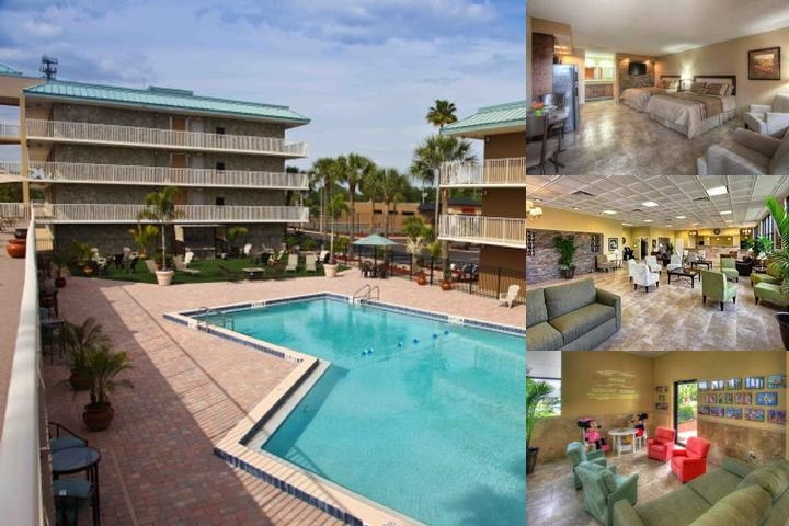Park Royal Orlando Kissimmee photo collage