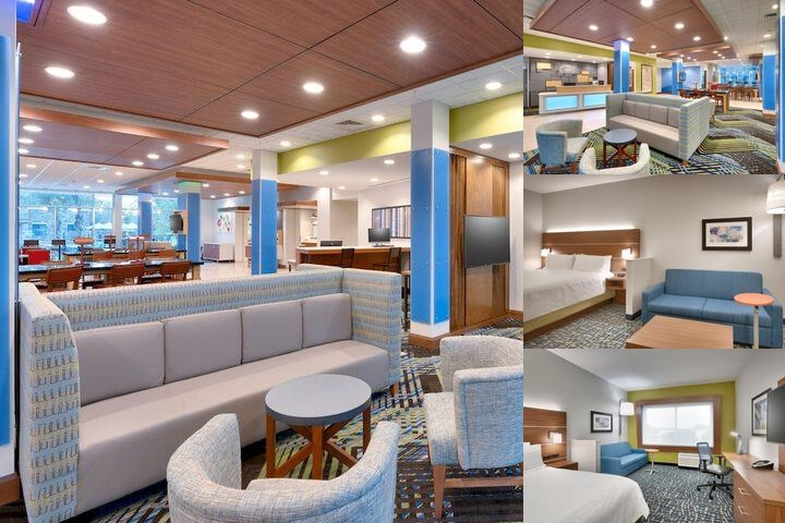 Holiday Inn Express & Suites Gainesville I 75 photo collage