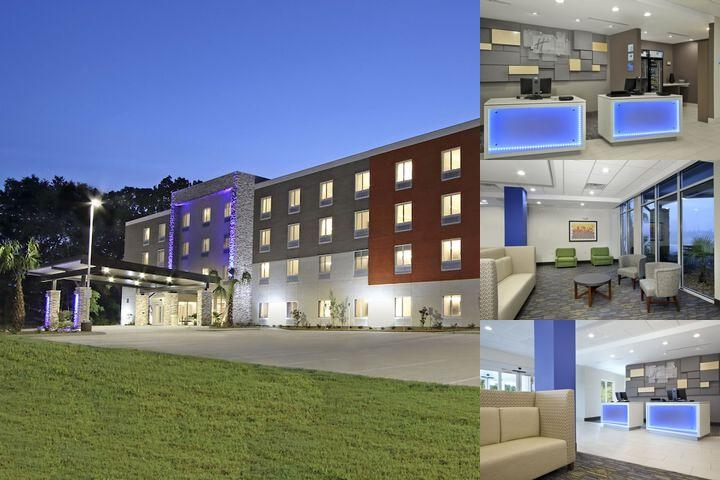 Holiday Inn Express & Suites Columbus North photo collage