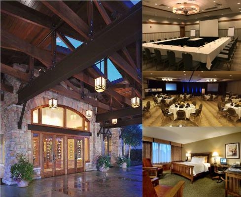 The Doubletree by Hilton Libertyville Mundelein photo collage