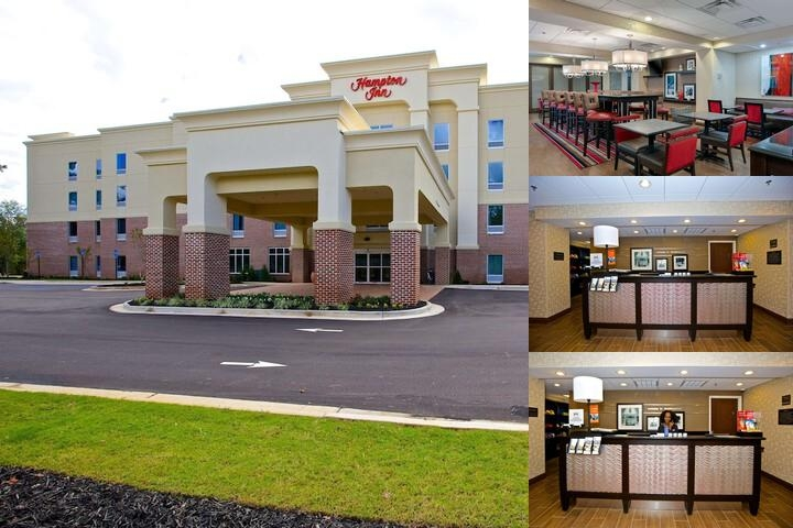 Hampton Inn Mcdonough photo collage