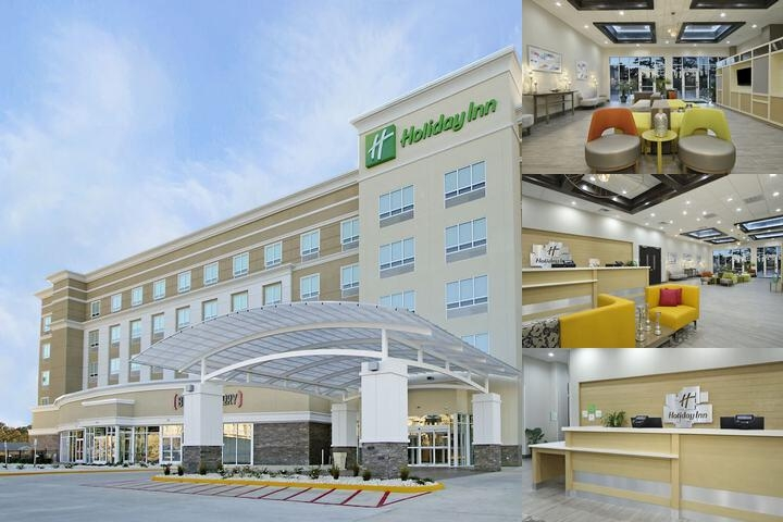 Holiday Inn Hattiesburg North photo collage