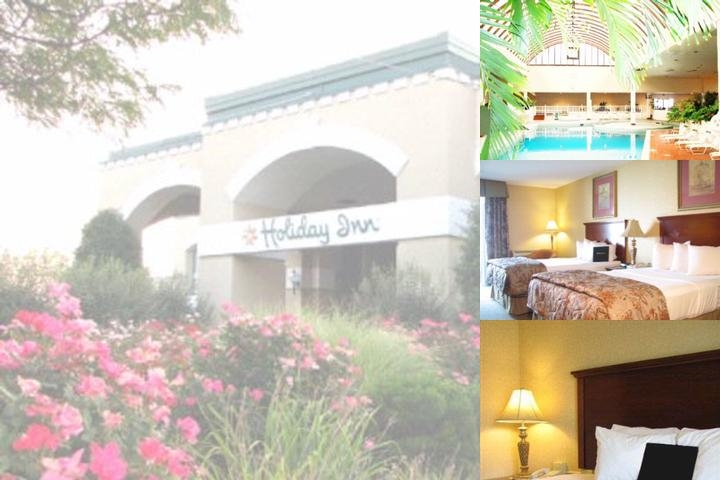 Holiday Inn Conference Center photo collage