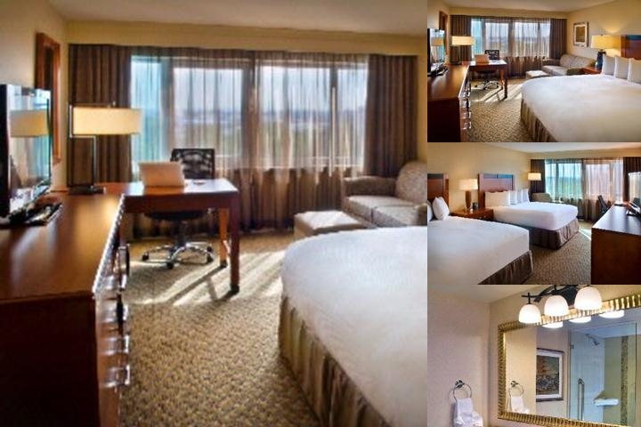 Hilton New York Jfk photo collage