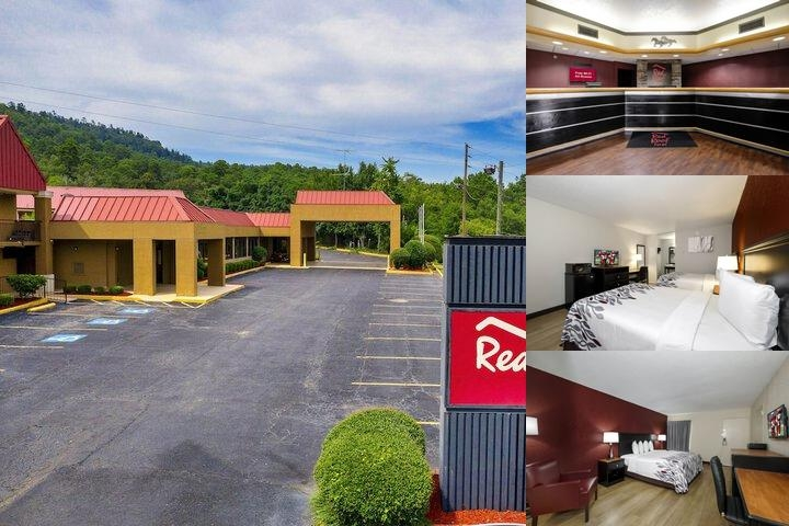Red Roof Inn Hot Springs photo collage