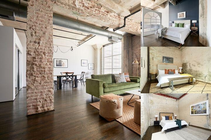 Sonder Hogg Palace Lofts photo collage