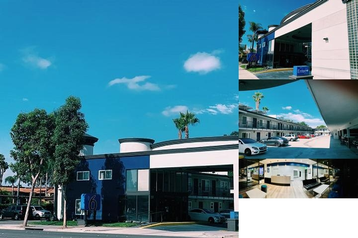 Motel 6 Anaheim, CA - Convention Center photo collage