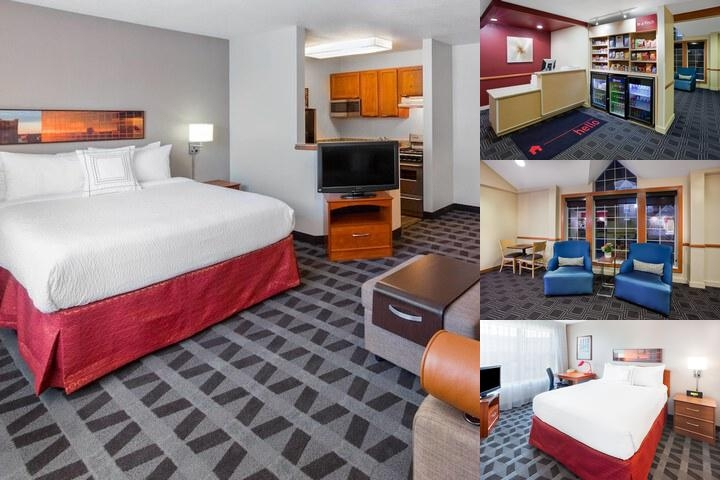 Towneplace Suites by Marriott Mpls West photo collage