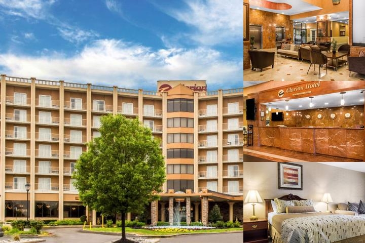 Clarion Hotel Philadelphia International Airport photo collage