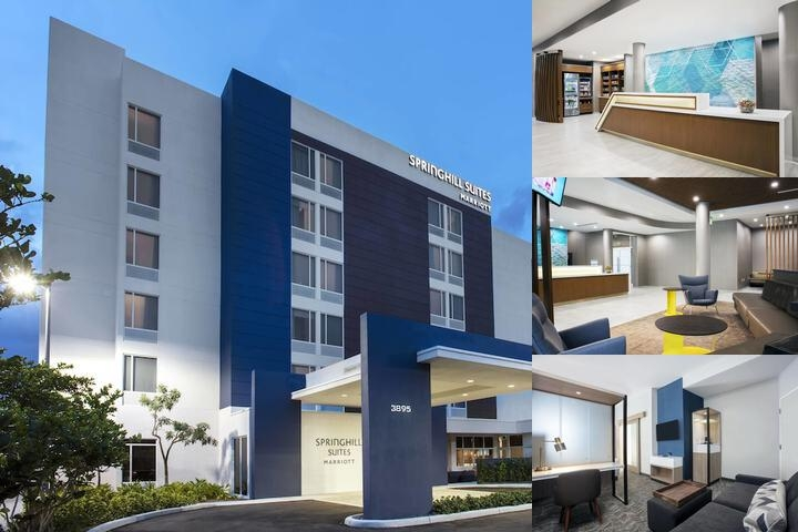 Springhill Suites Miami Doral photo collage