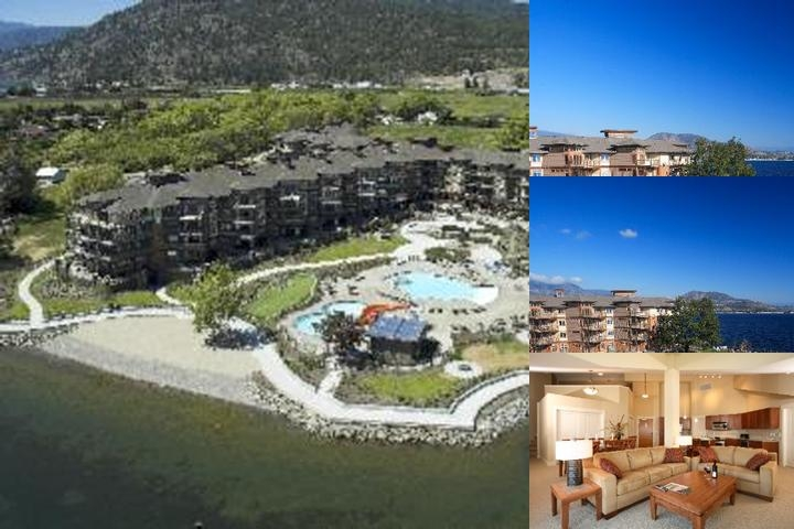 Cove Lakeside Resort photo collage
