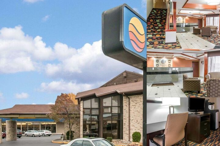 Comfort Inn Maumee Perrysburgh Area photo collage