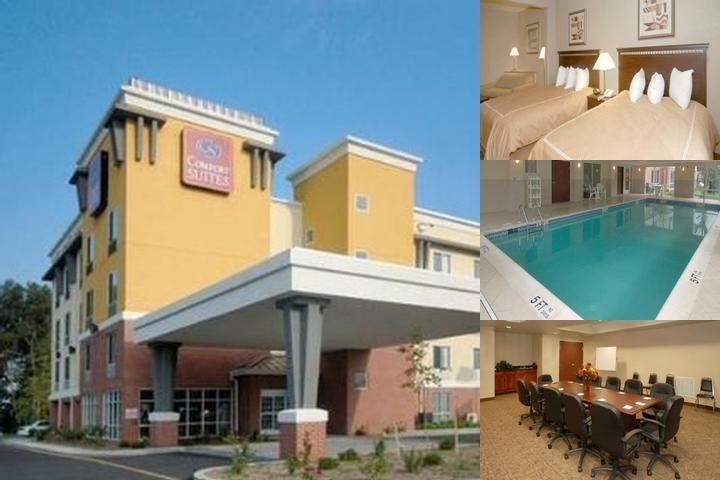 Comfort Suites Seaford photo collage