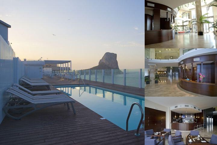 Hotel Bahia Calpe photo collage