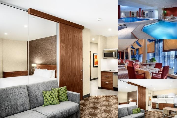 Hilton Montreal Laval photo collage
